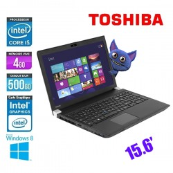TOSHIBA TECRA A50-A-16X CORE I5