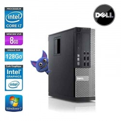 DELL OPTIPLEX 9020 SFF CORE I7 4790 3.6GhZ