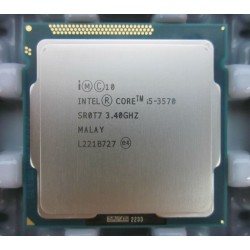 Intel core i5 3570 3.4Ghz