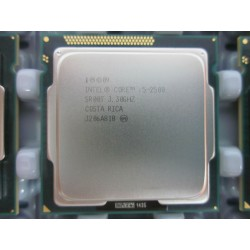Intel core i5 2500 3.3Ghz