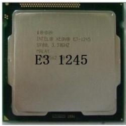 Intel XEON E3 1245 3.4Ghz