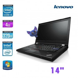 LENOVO THINKPAD T420 CORE I5 2520M 2.5GHZ - GRADE B