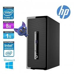 HP PRODESK 490 G3 MT CORE I5 6500 3.2Ghz