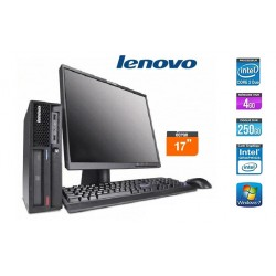 LENOVO THINKCENTRE M58 C2D 2.93GHZ + LCD 17""