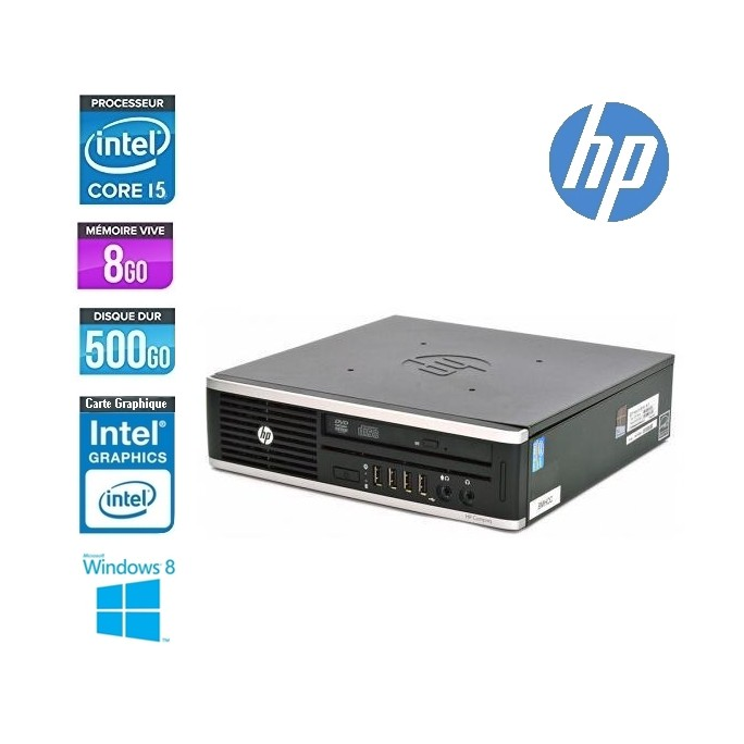 HP 8300 PRO USDT CORE I5