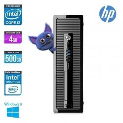 HP PRODESK 400 G1 SFF CORE I3 4150 3.5GHZ - GRADE A
