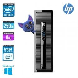HP PRODESK 400 G1 SFF CORE I5 4590 3.3Ghz - GRADE A