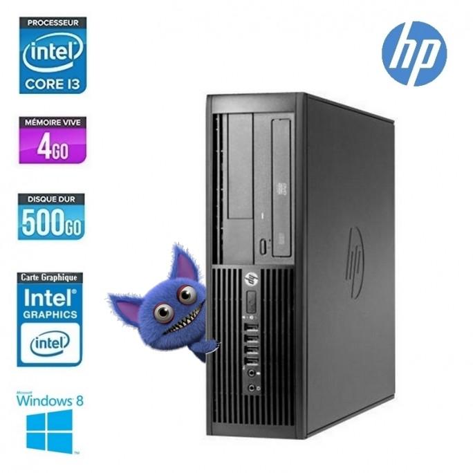 HP COMPAQ PRO 4300 SFF CORE I3 3220 3.3 Ghz- GRADE A
