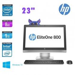 """HP ELITEONE 800 G2 AIO TOUT EN UN 23"""" - GRADE A"""