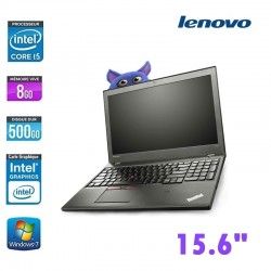 LENOVO THINKPAD T550 CORE I5 - GRADE C
