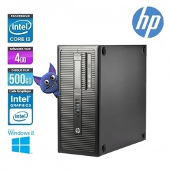 HP ELITEDESK 800 G1 CORE I3 - GRADE A