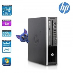 HP ELITE 8200 USDT CORE I3
