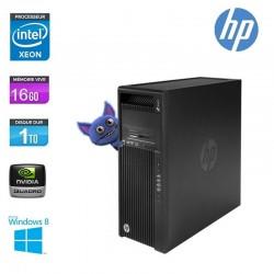 HP WORKSTATION Z440 XEON E5-1620