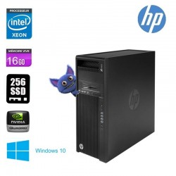 HP WORKSTATION Z440 XEON E5-1650