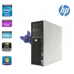 HP WORKSTATION Z400 XEON W3550