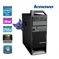 LENOVO THINKSTATION S20 XEON X5647 2.93Ghz