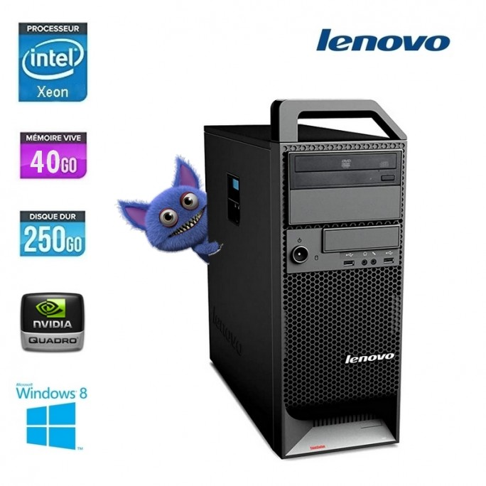 LENOVO THINKSTATION S30 XEON E5-1650 3.2GHZ