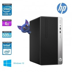 HP PRODESK 400 G4 CORE I5