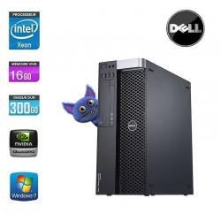 DELL PRECISION T3600 XEON E5-1607 3.0GHZ