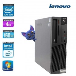 LENOVO THINKCENTRE M70E DUAL CORE E5550