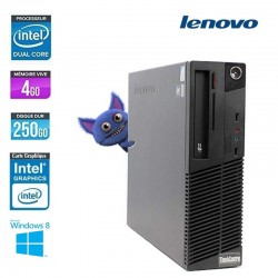 LENOVO THINKCENTRE M70E DUAL CORE E5800