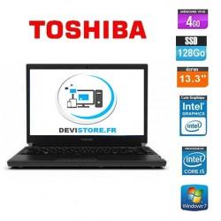 TOSHIBA PORTEGE R830
