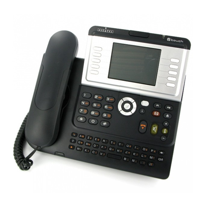 TELEPHONE FIXE ALCATEL -LUCENT 4068EE