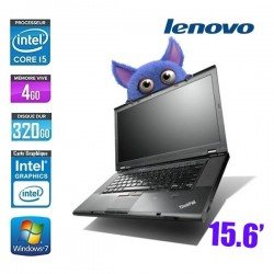 LENOVO THINKPAD T530 CORE I5 3320 - GRADE C