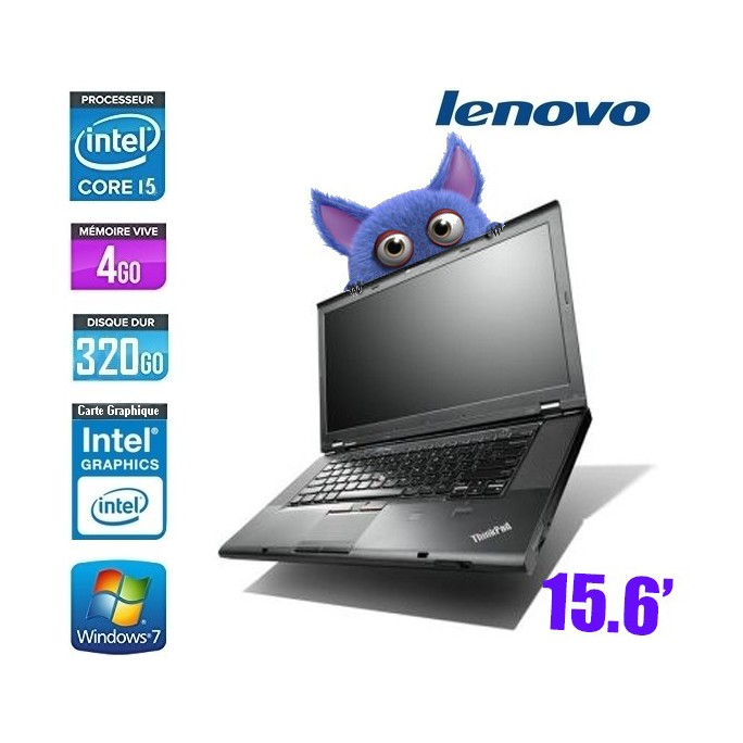 LENOVO THINKPAD T530 CORE I5