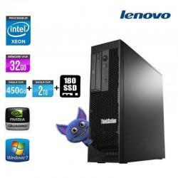 LENOVO THINKSTATION C30 XEON E5-2640