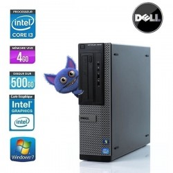 DELL OPTIPLEX 3010 DESKTOP CORE I3 2120 3.3GHZ
