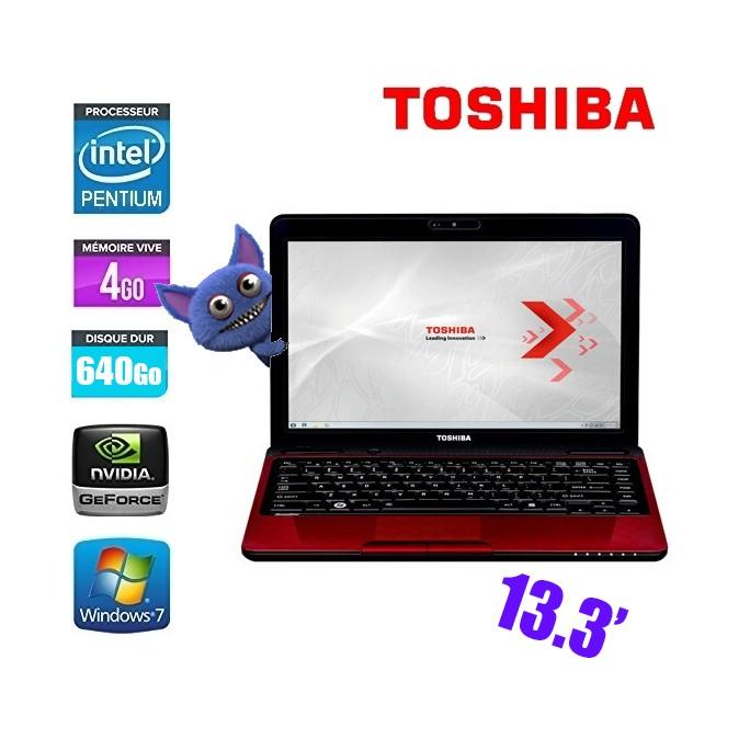 TOSHIBA SATELLITE L735-109