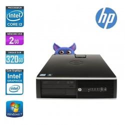 HP COMPAQ ELITE 8100 SFF CORE I3 550 3.2GHZ