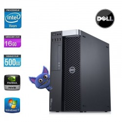 DELL PRECISION T5610 XEON E5-2609 - 2.5Ghz