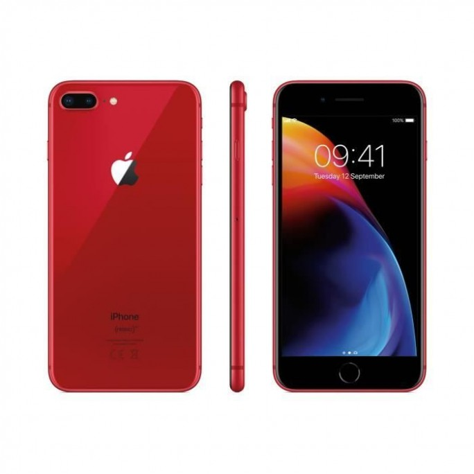 Téléphone APPLE IPHONE 8 Plus 256 GO Red Product GRADE B