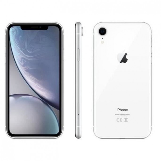 Apple iPhone Xr 64 Go Blanc