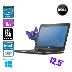 DELL LATITUDE E7240 CORE I5 4310U 2.0Ghz - GRADE A
