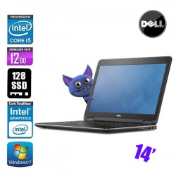 DELL LATITUDE E7440 CORE I5 4300U 1.9Ghz - GRADE B