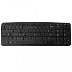 Clavier HP QWERTY ESP