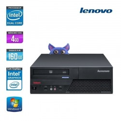 LENOVO THINKCENTRE M58 DUAL CORE E5700 - 3.0Ghz