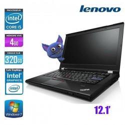 LENOVO THINKPAD X220 CORE I5 2520M 2.5GHZ - GRADE B
