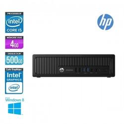 HP ELITEDESK 800 G1USDT CORE I5 4590T 2.0Ghz