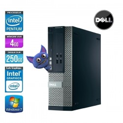 DELL OPTIPLEX 390 SFF PENTIUM G850 2.9Ghz