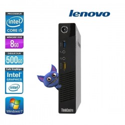 LENOVO THINKCENTRE TINY M73 CORE I5 4590T 2.0Ghz