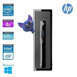 HP PRODESK 400 G1 SFF CORE I5 4570 3.2Ghz