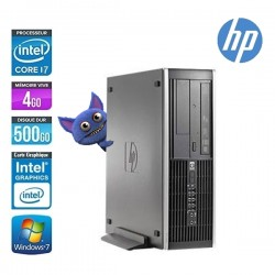 HP COMPAQ ELITE 8300 CORE I7 3770 3.4Ghz