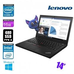 LENOVO THINKPAD T460 CORE I5 6300U 2.4Ghz - GRADE A