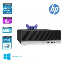 HP PRODESK 400 G4 CORE I5 6500 3.2Ghz