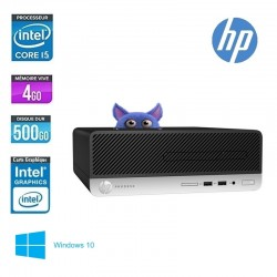 HP PRODESK 400 G4 CORE I5 6500 3.2Ghz
