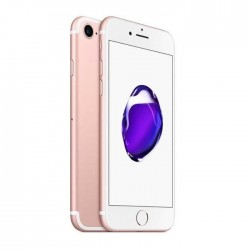 Téléphone APPLE IPHONE 7 128GO Or Rose